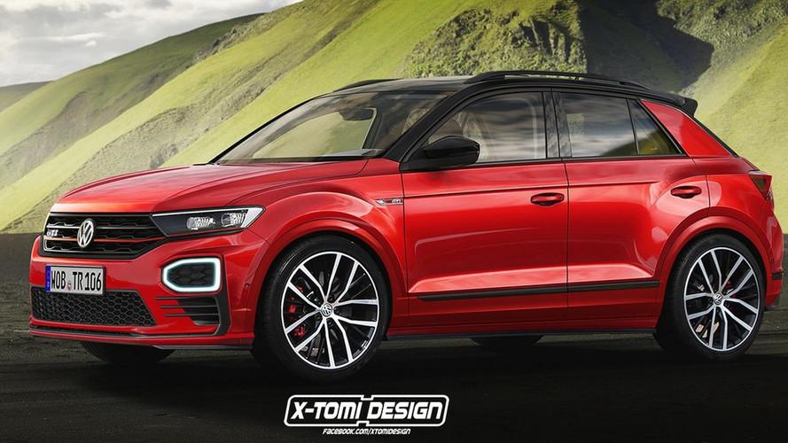 Volkswagen T-Roc GTI: será que existirá uma versão esportiva?
