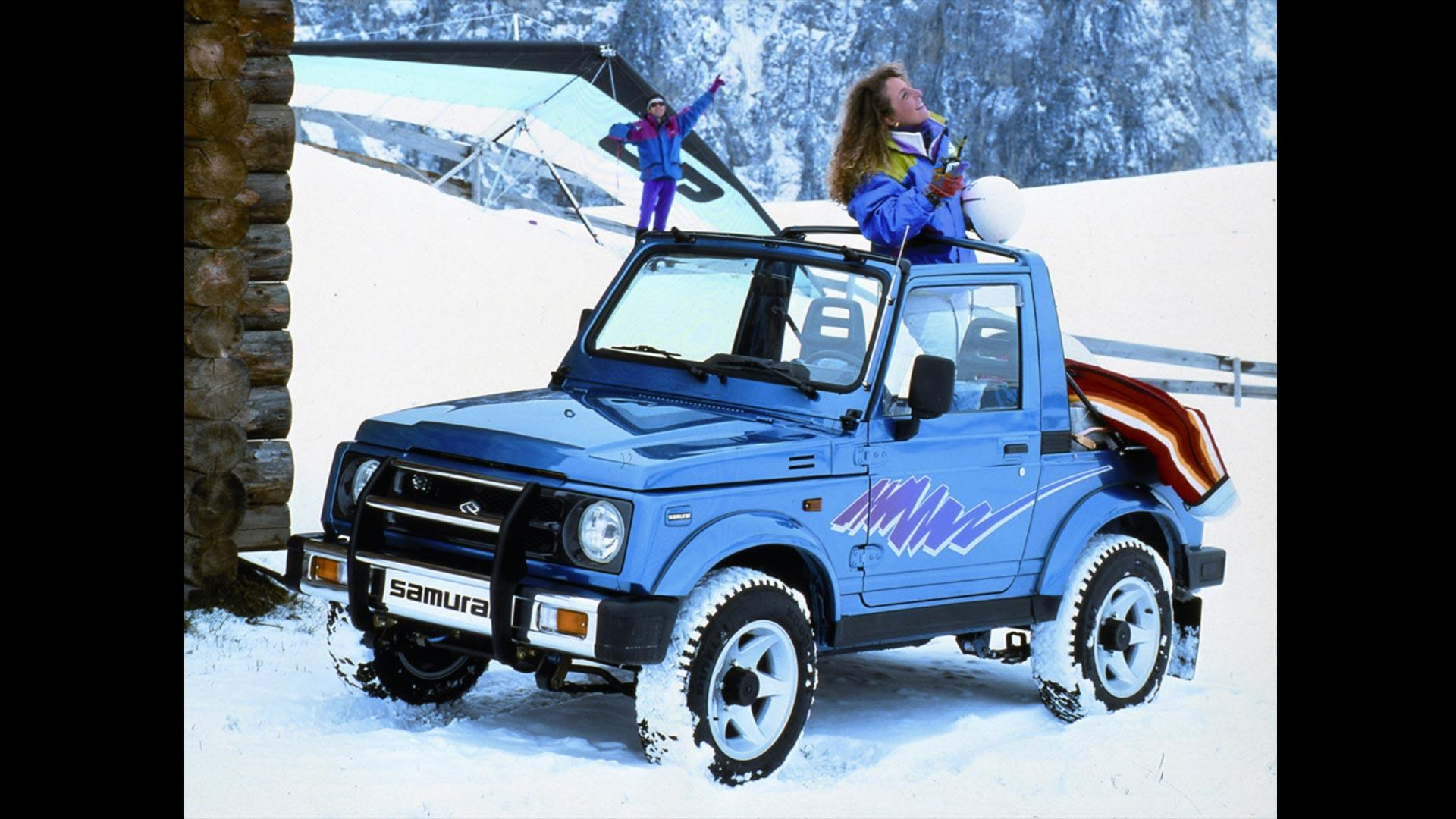 Can t Have a New Suzuki Jimny Consider A Vintage e