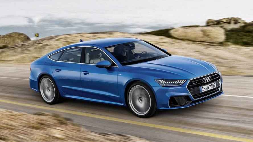 2019 Audi A7 Debuts With Even More Beauty, Technology