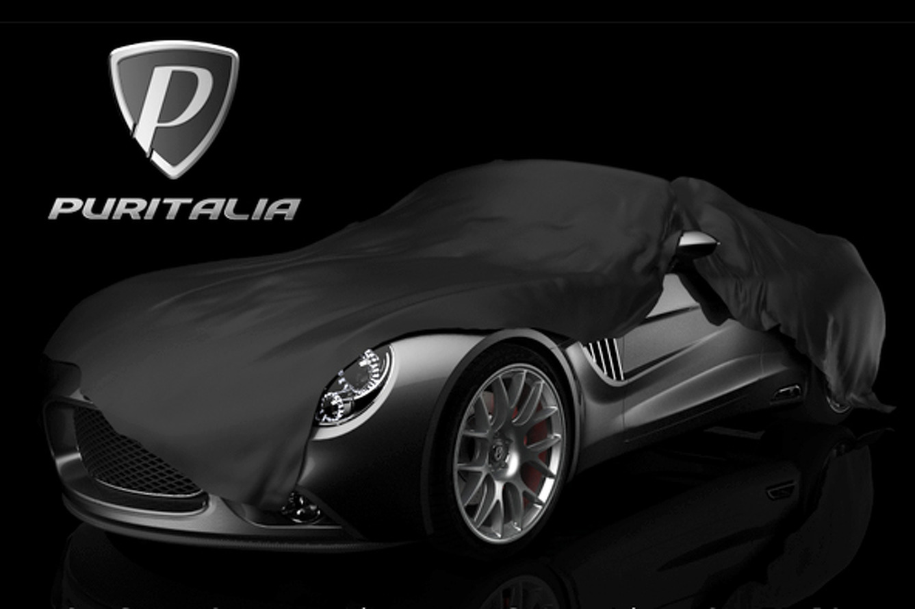 Puritalia Teases A Shelby Look-a-Like