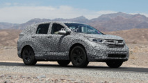 2018 Honda CR-V Spy Photos Hot Weather