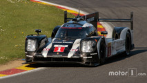 #1 Porsche Team Porsche 919 Hybrid- Timo Bernhard, Mark Webber, Brendon Hartley
