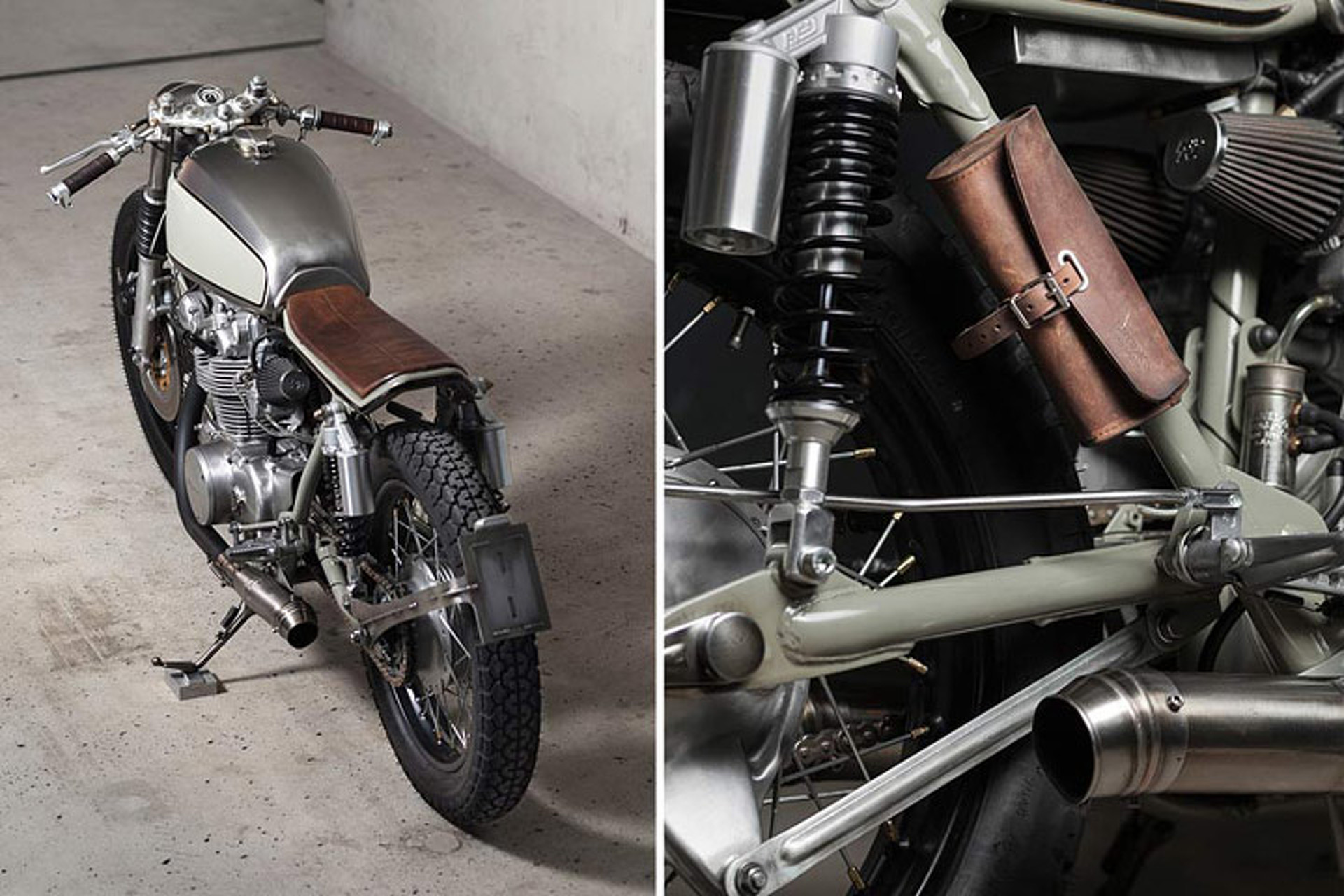 gave this honda cb450 new life and a new look, Wiring diagram