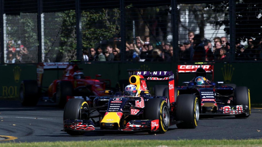 Mosley tells moaning Red Bull to 'live with it'