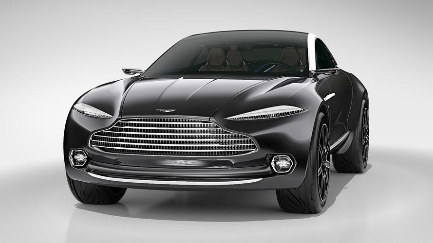 Aston to add Lagonda, DBX crossover by 2019