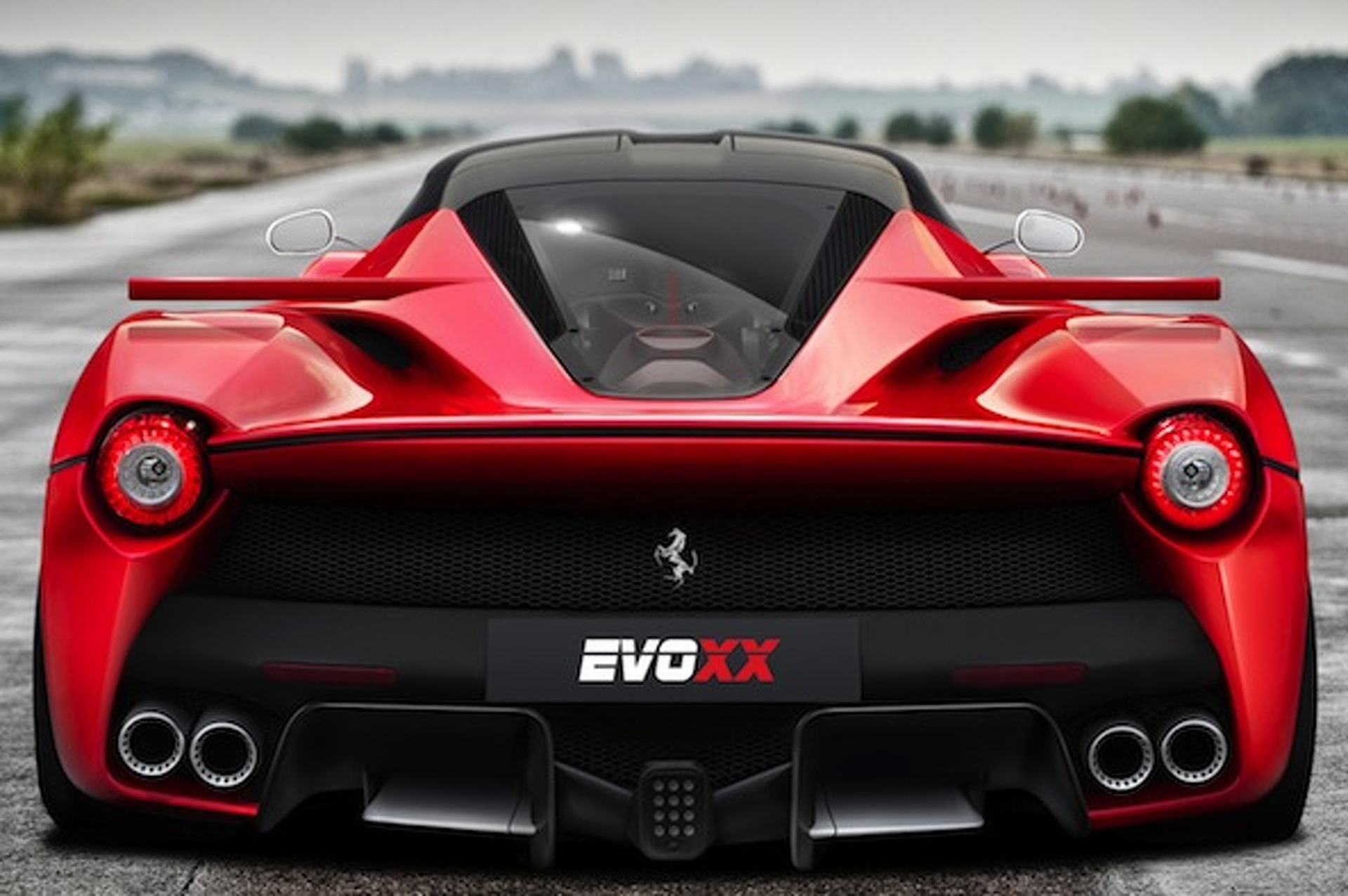 LaFerrari XX Will Have A Ridiculous Amount of Power