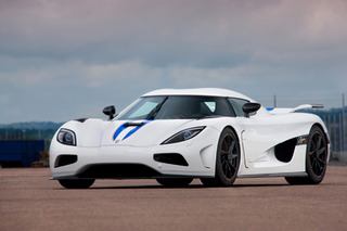 Hooray! Koenigsegg Bringing Two Models to US in 2015