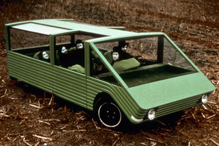 Weird Car of the Week: The Citroen That Was Designed for Mimes