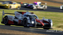 #5 Toyota Racing Toyota TS050 Hybrid- Anthony Davidson, Sébastien Buemi, Kazuki Nakajima