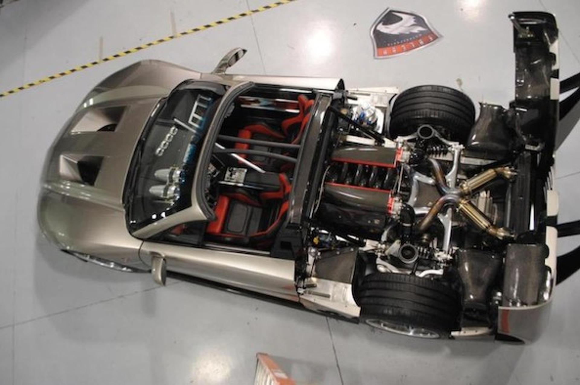 eBay Car of the Week: 2013 Falcon F7