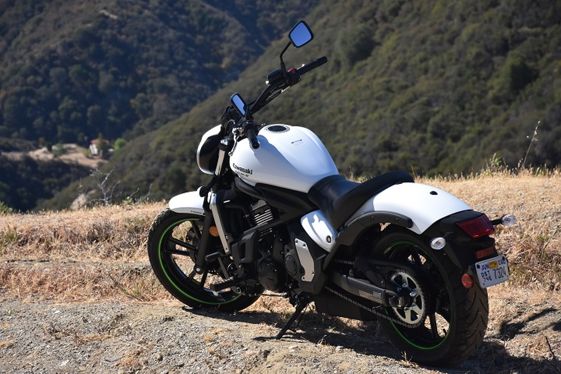 We're Riding Around LA on a Kawasaki Vulcan S