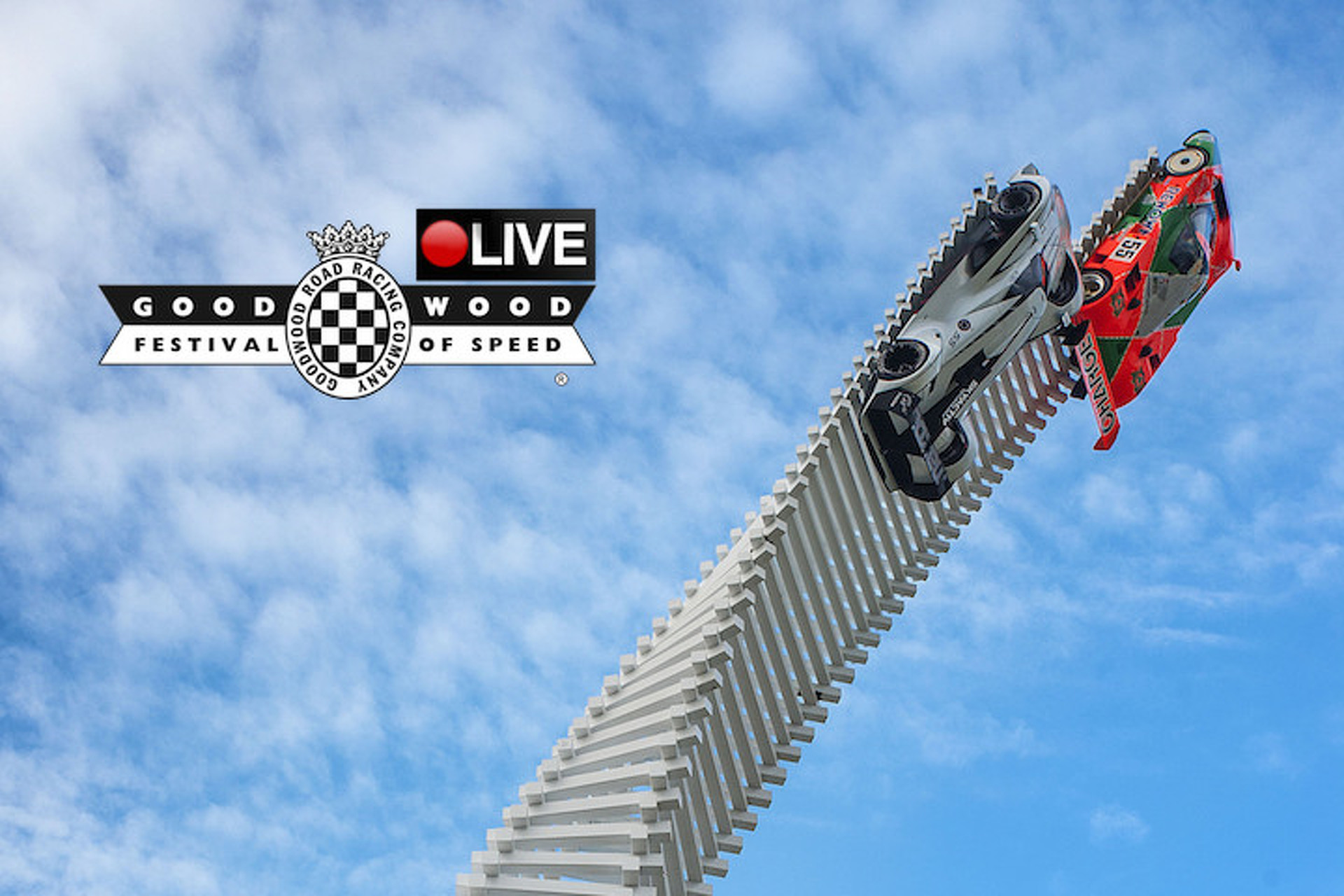 Watch the 2015 Goodwood Festival of Speed Live