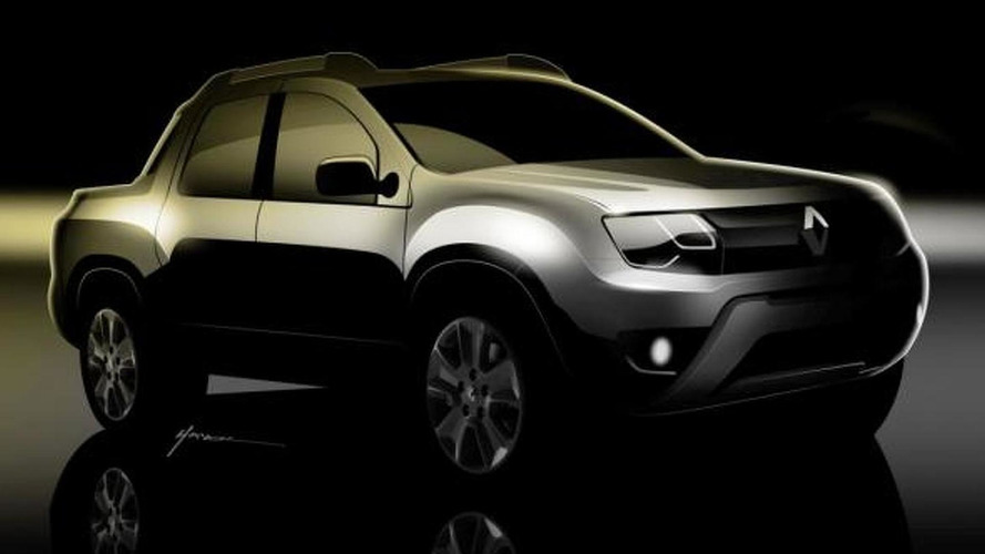 Renault Oroch production version teased prior to June 18 reveal