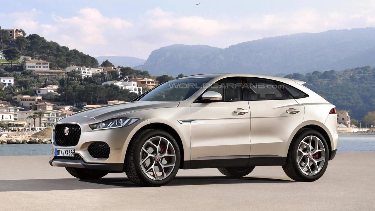 Jaguar E-Pace tasarım yorumu