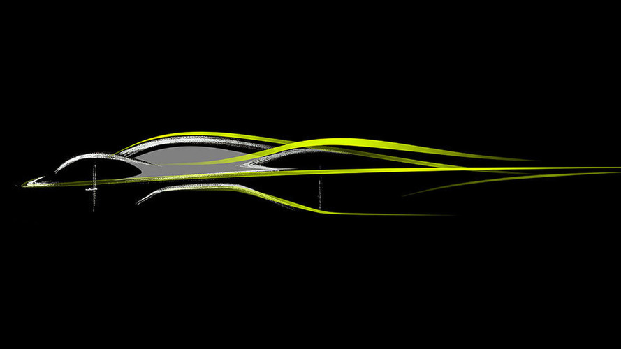 Aston Martin & Red Bull collaborate to build