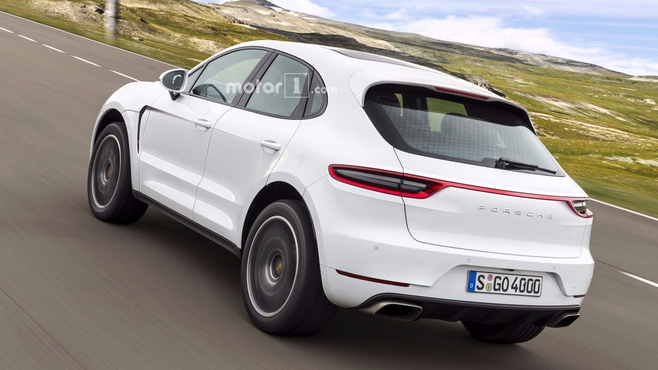 Porsche Majun 2020