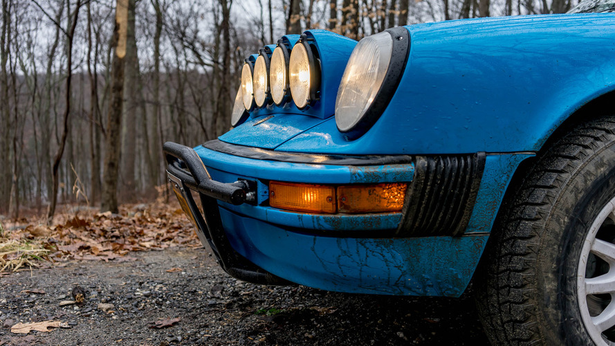 Keen Project Porsche 911 Safari #4