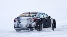 Makyajlı 2018 Hyundai Sonata casus fotoğrafları
