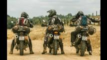 BMW expõe motos da expedição Raízes do Rio Amazonas em São Paulo
