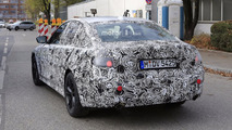 2018 BMW 3 Series spy photo