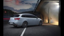 Peruas de Genebra: Seat Leon Cupra ST acelera mais que Focus ST Wagon
