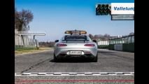 Mercedes-AMG GT é o novo Safety Car da F1