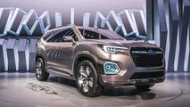 Subaru Viziv-7 crossover concept