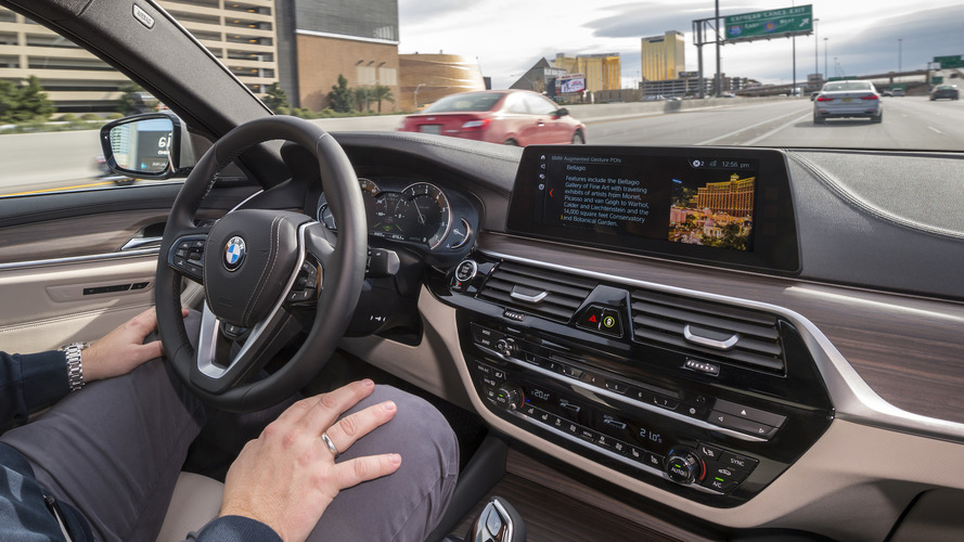 BMW will launch a fully autonomous car in 2021