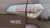 2017 Infiniti QX80: Review