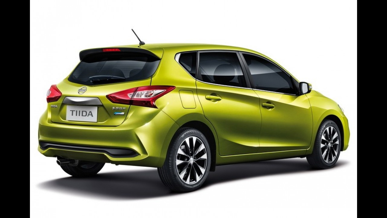 Salão de Pequim: Lembra do Tiida? Nissan recria o hatch para o mercado local