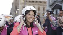 C40 Anne Hidalgo Paris