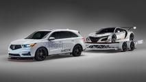2017 Acura NSX GT3 for SEMA