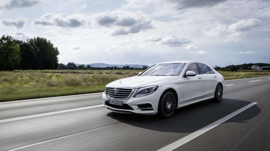 2017 Mercedes-Benz S-Sınıfı Motorları