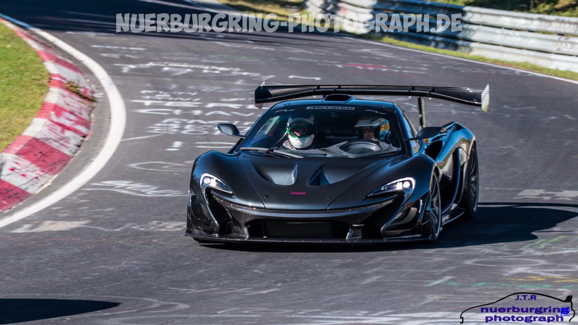 Is the McLaren P1 LM gearing up for a Nurburgring record ...