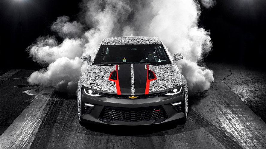 Chevy teases a quicker Camaro and debuts latest COPO