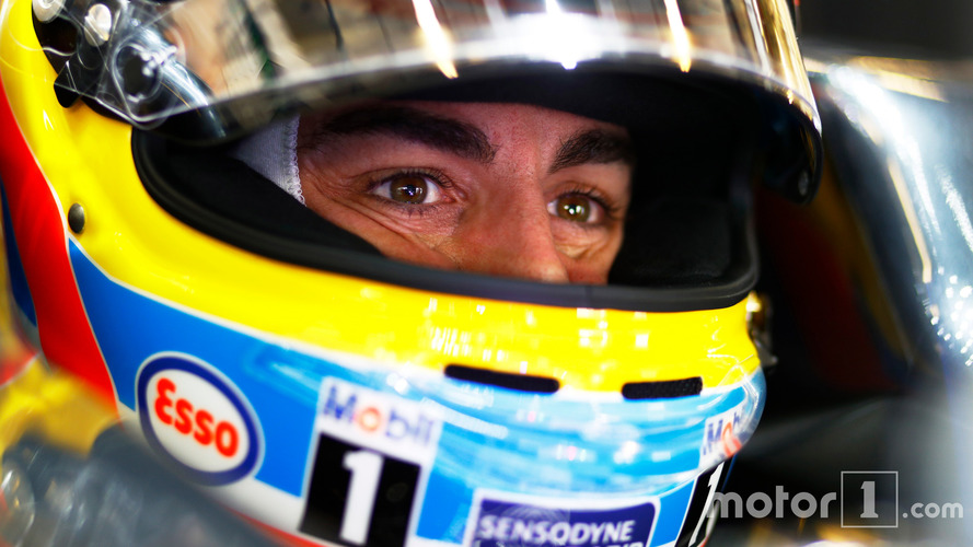 Fernando Alonso won't replace Nico Rosberg at Mercedes