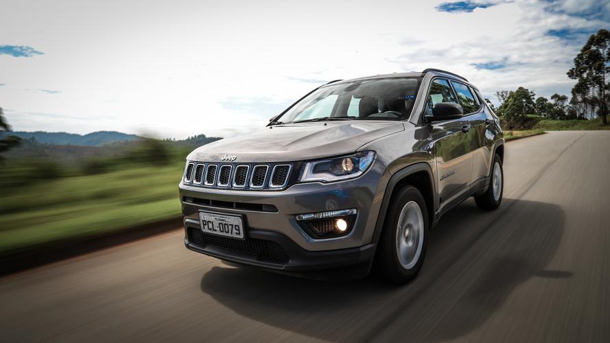 Veja o ranking dos SUVs mais vendidos no Brasil em abril