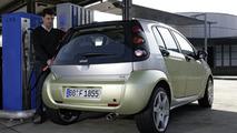 Smart forfour LPG