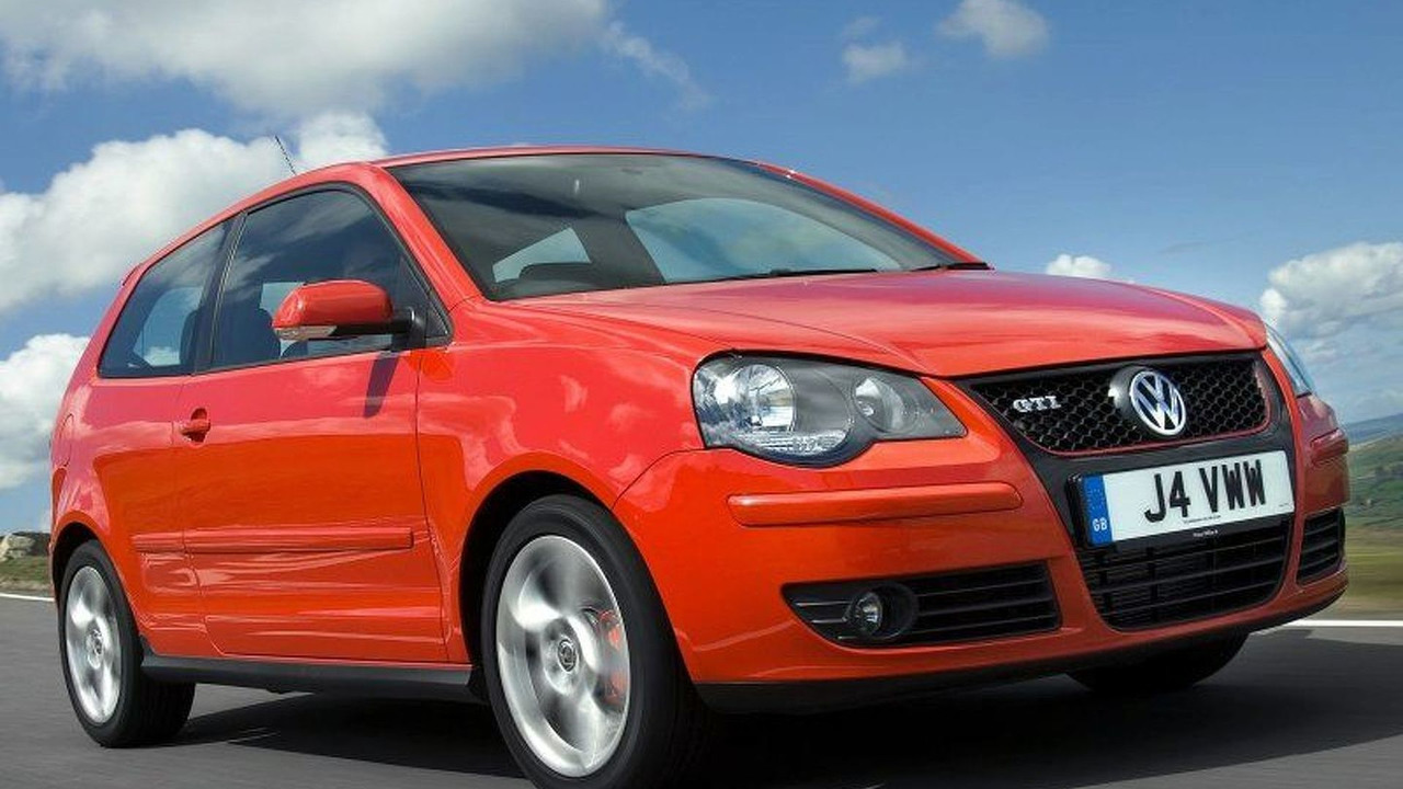All New VW Polo GTI in Showrooms (UK)