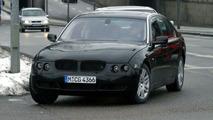 New BMW 7 Series Test Mule