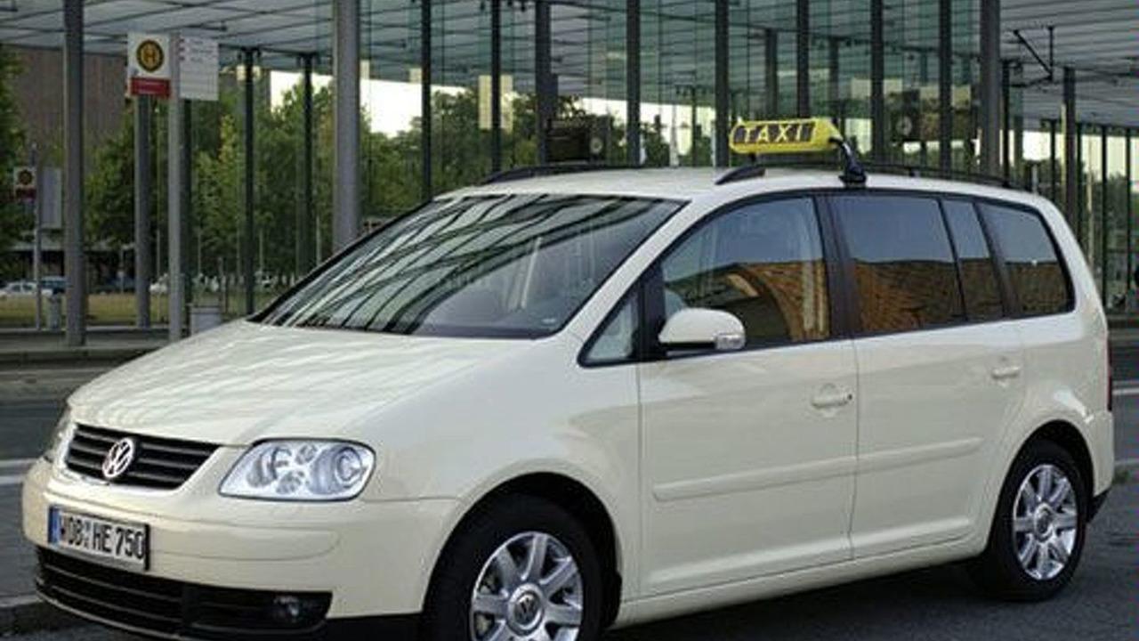 VW Touran Taxi