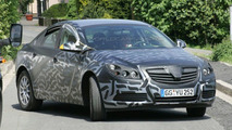 SPY PHOTOS: Opel Vectra Uncovered