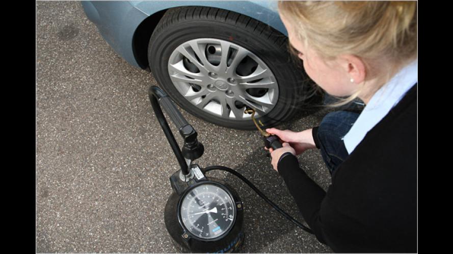 Nach dem Urlaub: Ballast abwerfen und Auto putzen