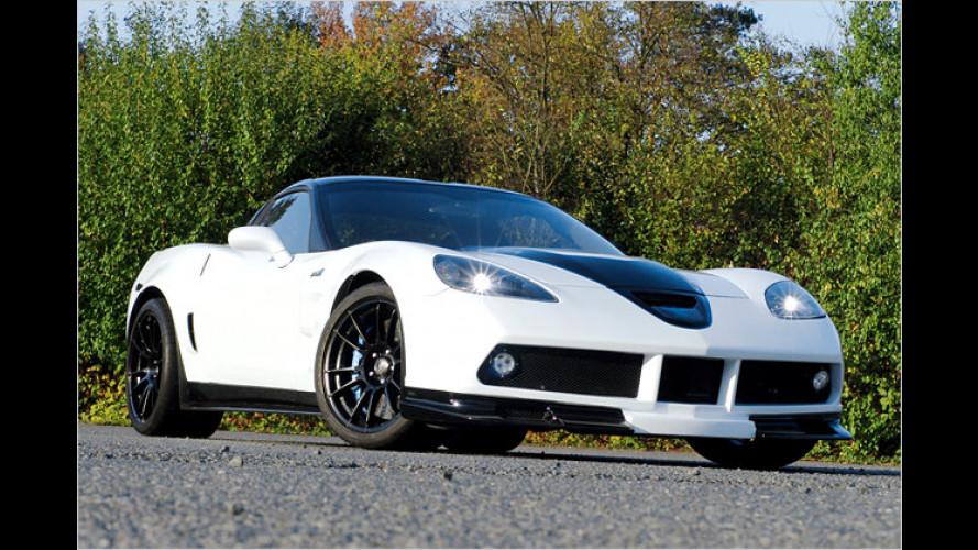 Geiger GTS: Tuning für die Super-Corvette