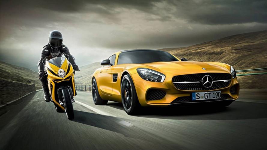 MV Agusta e Mercedes, è divorzio
