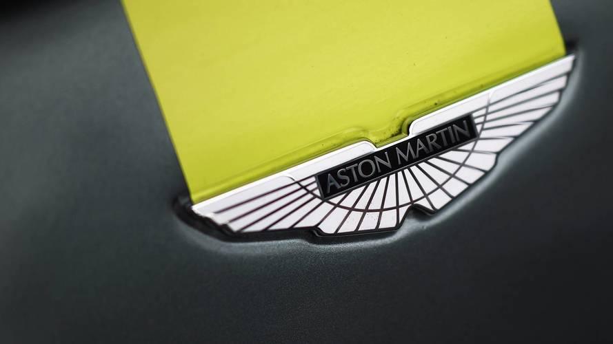 Aston Martin lance sa boutique en ligne
