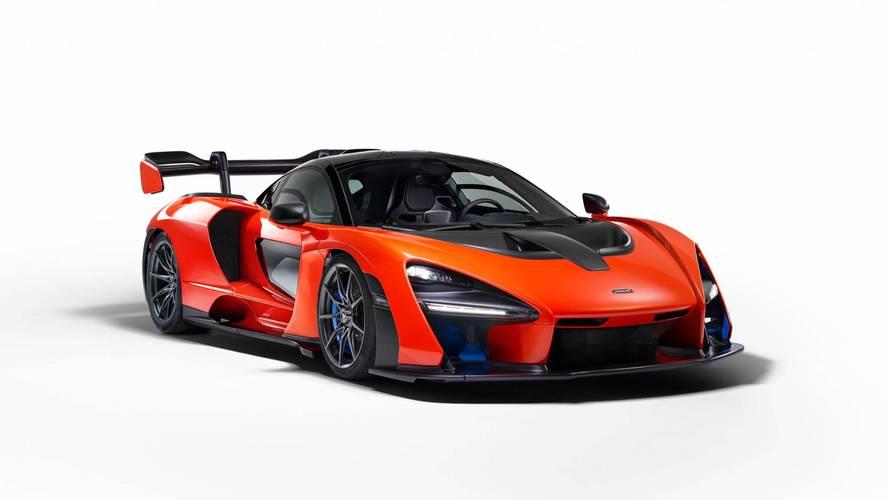 McLaren confirme son