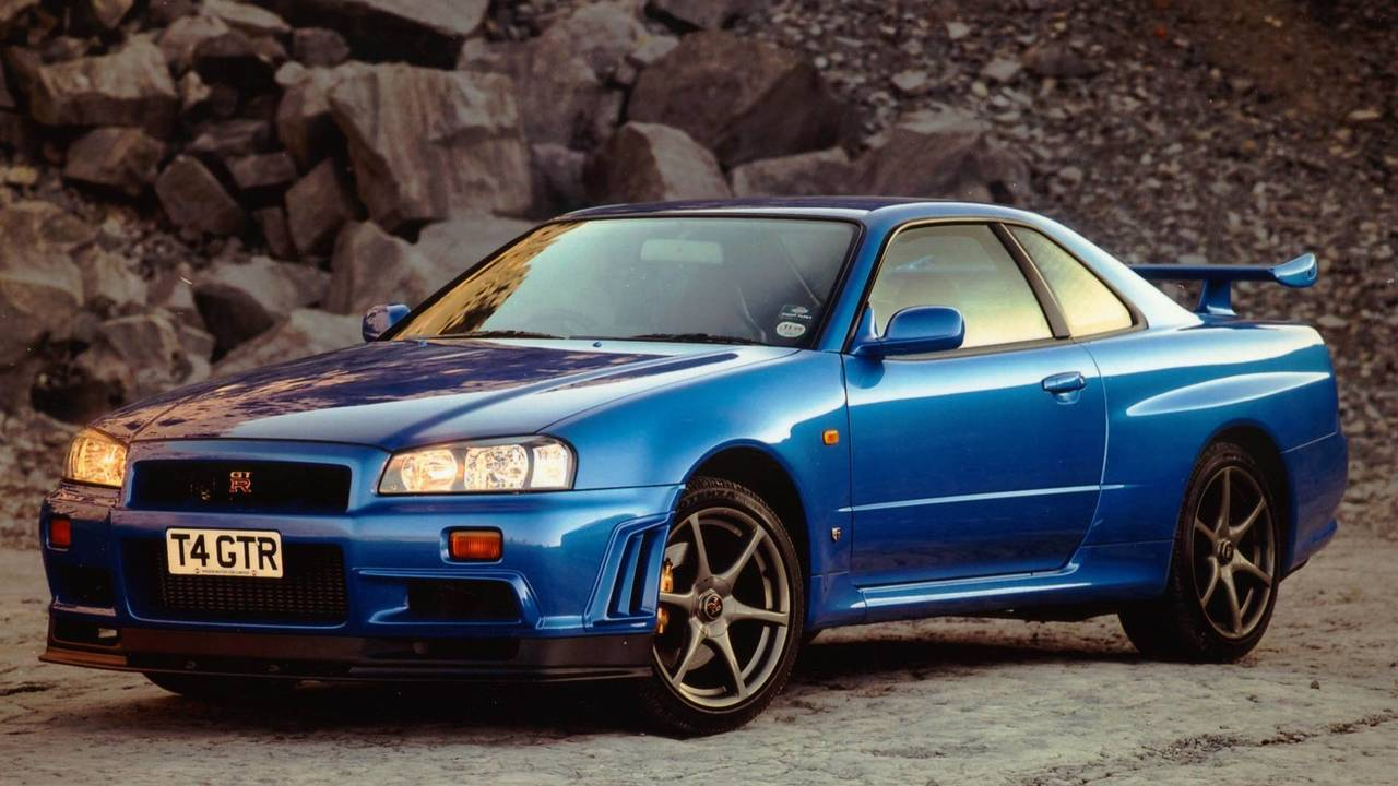 R34 Skyline, The Fast and the Furious