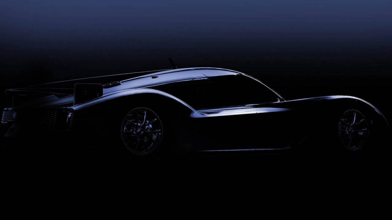 Toyota GR Super Sport concept teaser