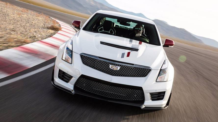 2018 Cadillac Ats V Cts V Championship Edition Photo